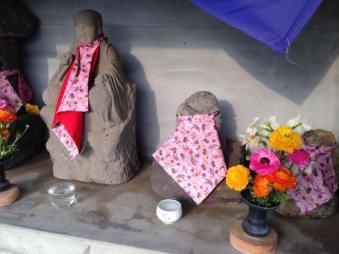 entrance altar
